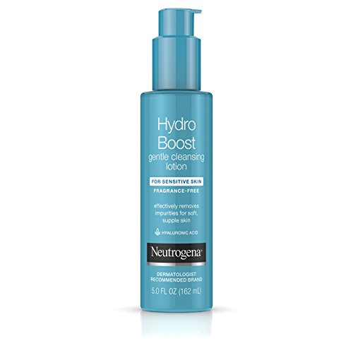 Neutrogena - Hydro Boost Gentle Cleansing Lotion and Makeup Remover
