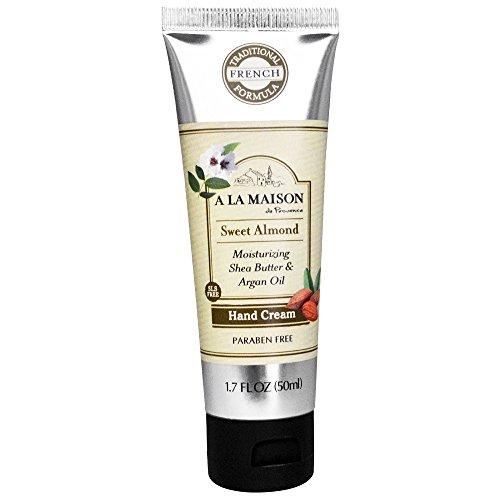 A LA MAISON - A La Maison Hand Cream, Sweet Almond, 1.7 Fluid Ounce