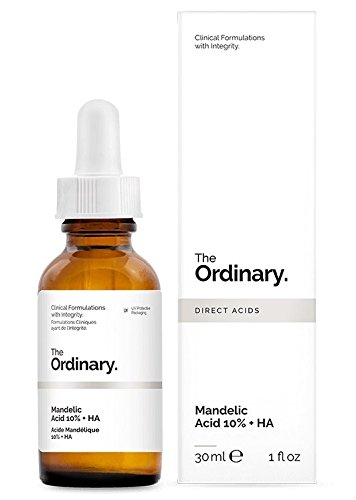 The Ordinary - The Ordinary Mandelic Acid 10% + HA with AHA and Hyaluronic Acid (30ml)
