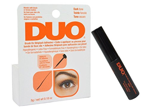 Duo - Duo Brush On Striplash Adhesive Dark Tone 5g by Duo