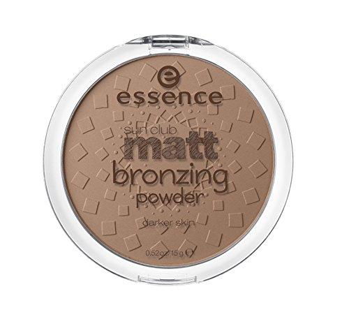 essence cosmetics - essence | Sun Club Matt Bronzing Powder | 02 Sunny