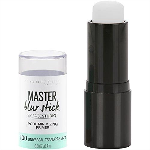 Maybelline - Master Blur Stick Primer Makeup, Universal Transparent