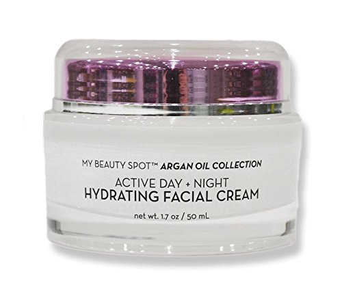 My Beauty Spot - Active Day & Night Hydrating Facial Anti-Aging Cream