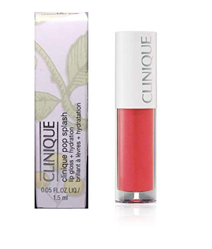Clinique Pop Splash Lip Gloss, Rosewater Pop