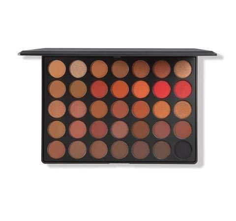 Morphe brush cosmetics - Authentic Morphe 35O2 Second Nature Eyeshadow Palette (morphe 3502)