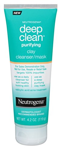Neutrogena Deep Clean Mask