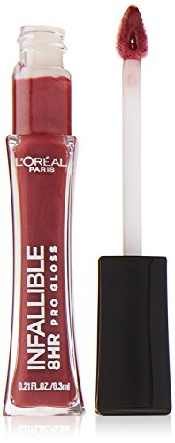 L'Oreal Paris - Infallible 8 HR Pro Gloss, Sangria