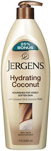 Jergens - Jergens Hydrating Coconut Lotion - Bonus - 21 oz