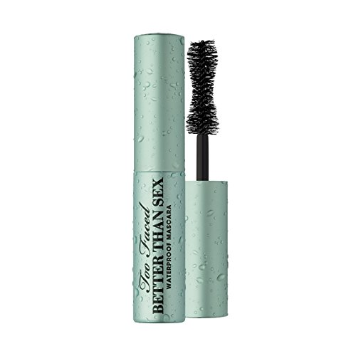 Too Faced Too Faced Better Than Sex Waterproof Mascara Black Mini 0.17 oz