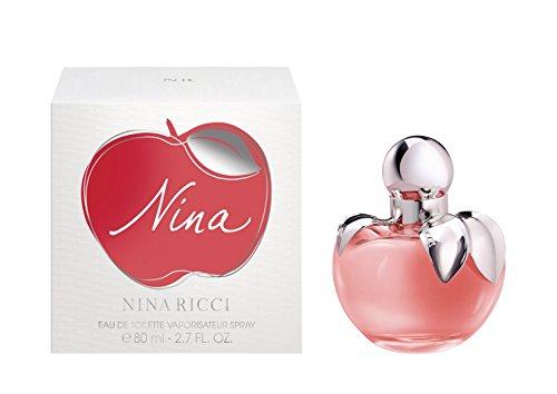 Nina Ricci - Nina By Nina Ricci For Women. Eau De Toilette Spray 2.7-Ounces (Packaging May vary)