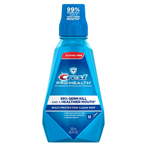 Crest - Pro-Health Multi-Protection Alcohol Free Mouthwash