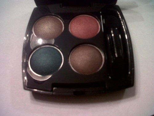 Avon True Color - Avon True Color Eyeshadow Quad Caribbean Sunset