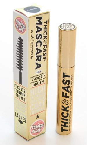 Soap & Glory - Soap And Glory Thick And Fast Mascara High Definition Collagen Coat Formula 10ml by Soap & Glory