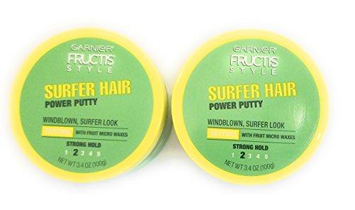 Garnier - Garnier Fructis Style Surfer Hair Power Putty, 3 Ounce, 2 Pack