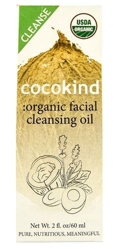 Cocokind - cocokind Organic Facial Cleansing Oil -- 2 fl oz - 3PC