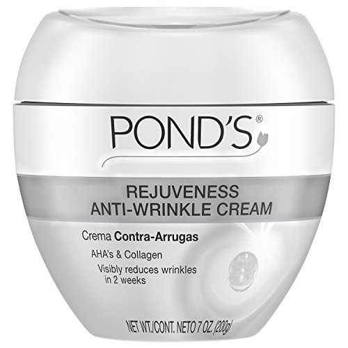 PONDS FACE - Pond's Rejuveness Anti-Wrinkle Cream, 7 oz, Twin Pack