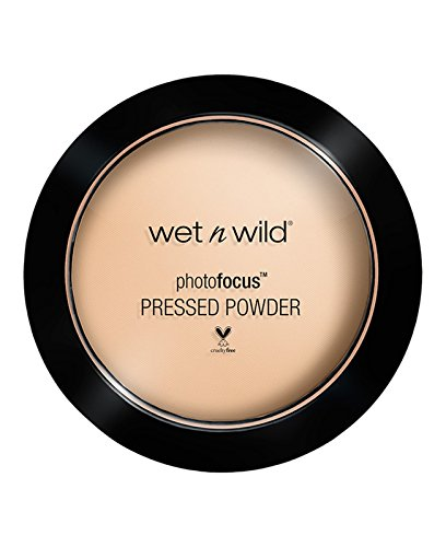 wet n wild - wet n wild Photo Focus Pressed Powder, Warm Light, 7.5 Gram