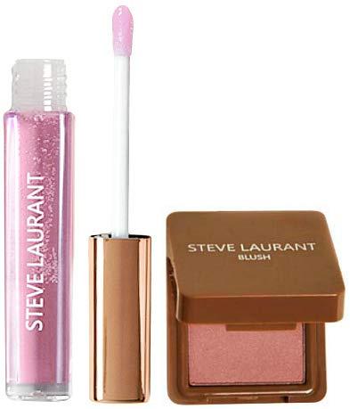 Steve Laurant - Steve Laurant Lip Oil Orchid & Blush I'm Blushing, Set of 2
