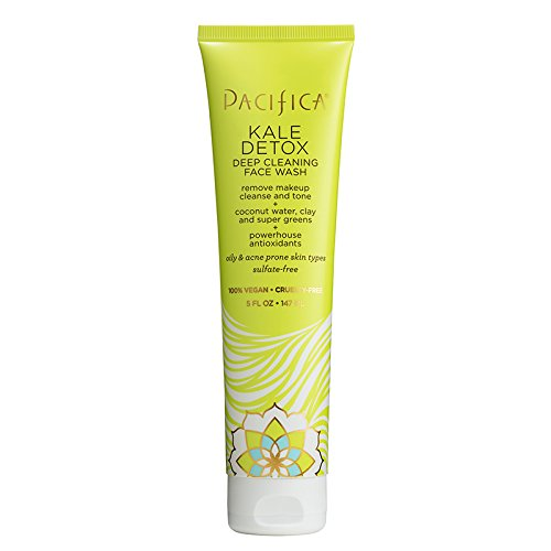 Pacifica - Kale Detox Deep Cleansing Face Wash