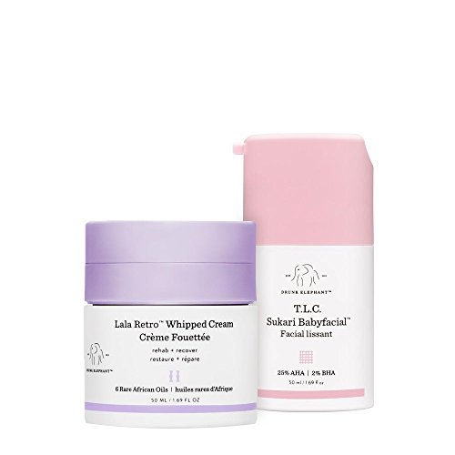 Drunk Elephant - Retro Renew Facial Duo