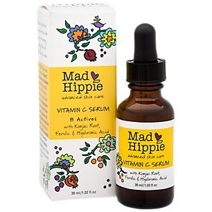Mad Hippie - Mad Hippie Vitamin C Serum with Konjac Root, Hyaluronic Acid, and Ferulic Acid - 1.02 fl oz.
