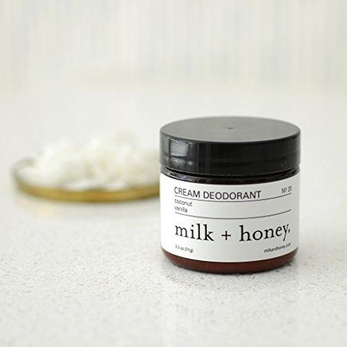 milk and honey Cream Deodorant (Coconut & Vanilla)