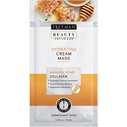 Freeman - Hydrating Manuka Honey & Collagen Cream Mask