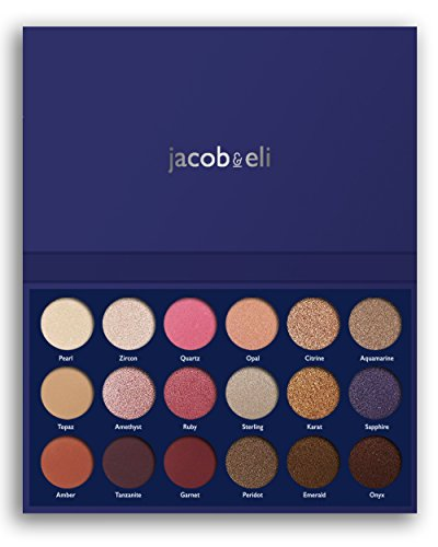 Jacob & Eli - Hidden Gems Eyeshadow Palette