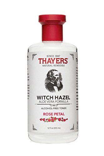 Thayers Witch Hazel with Aloe Vera Toner, Rose Petal