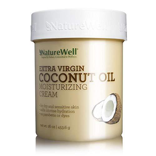 Naturewell - Extra Virgin Coconut Oil Moisturizing Cream