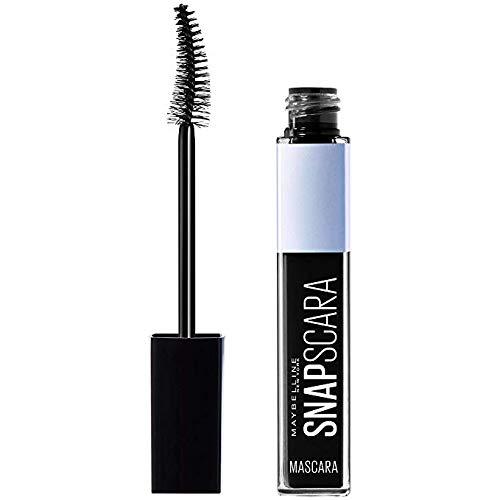 Maybelline - Snapscara Washable Mascara, Black