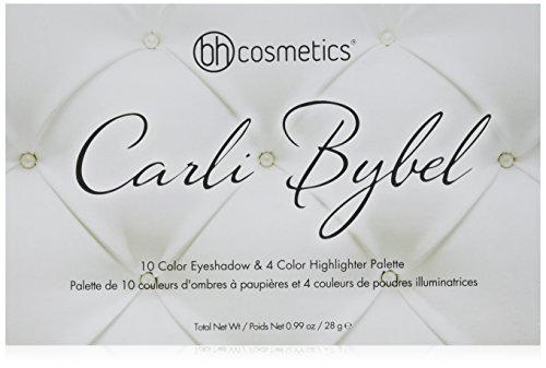 BHCosmetics Carli Bybel 14 Color Eyeshadow & Highlighter Palette