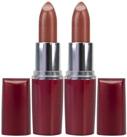 Maybelline New York - Maybelline Moisture Extreme Lipstick G90 ROSE HUSH (PACK OF 2 Tubes)
