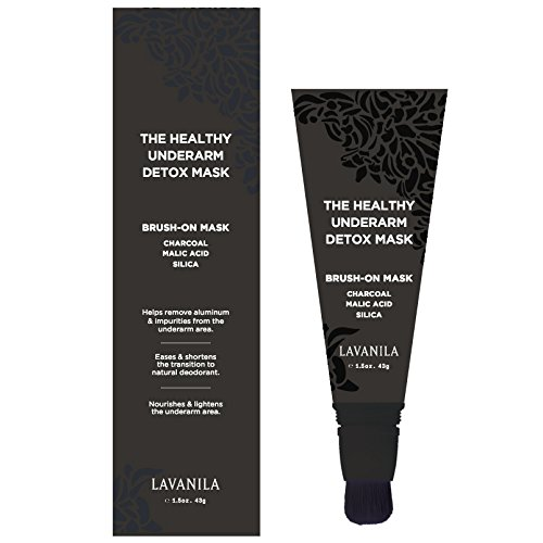 Lavanila - Lavanila The Healthy Underarm Detox Mask - 1.5 oz