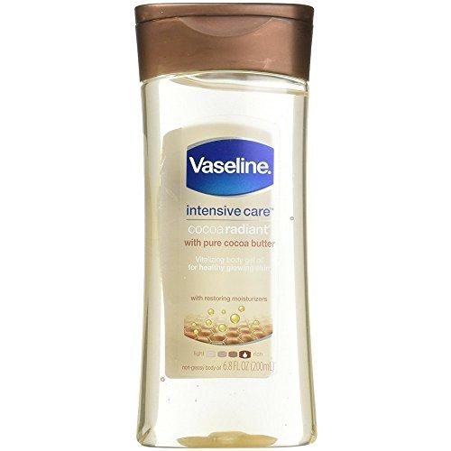 Vaseline - Total Moisture Cocoa Radiant Body Gel Oil