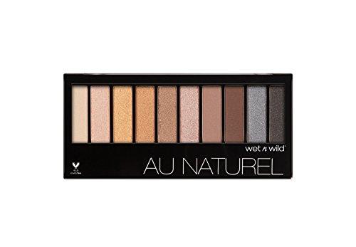 Wet 'n Wild - Color Icon Au Natural 10-Pan Eyeshadow
