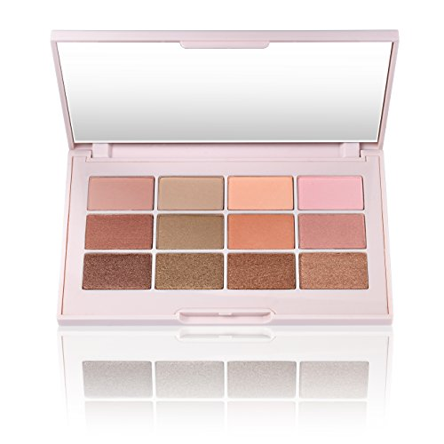 LAURA GELLER NEW YORK - Laura Geller New York Nude Attitude Multi-Finish Eyeshadow Palette, 0.48 oz.