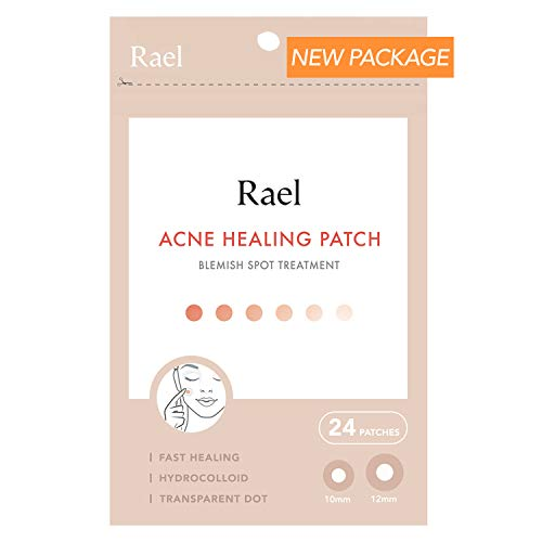 Rael - Rael Hydrocolloid Acne Pimple Healing Patch (1 Pack)