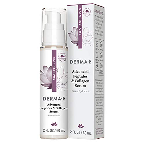 DERMA-E - DERMA E Advanced Peptides and Collagen Serum, 2fl oz