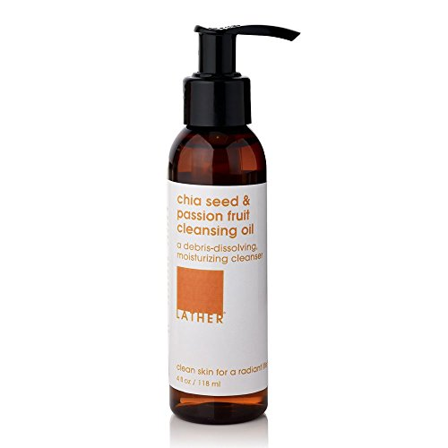 Lather - Chia Seed & Passion Fruit Cleansing Oil