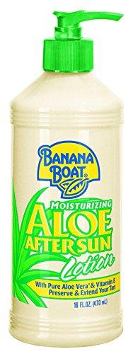 Banana Boat - Banana Boat Aloe Vera Sun Burn Relief Sun Care After Sun Lotion - 16 Ounce