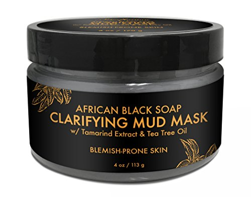 Shea Moisture - African Black Soap Problem Skin Facial Mask