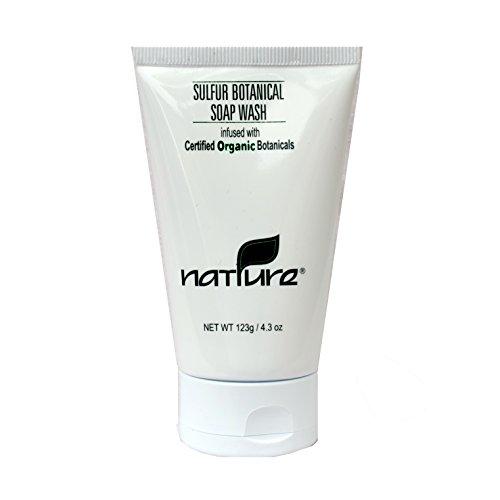 Nature Pure - Nature Pure Sulfur Botanical Soap Wash