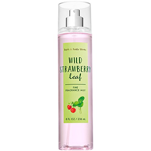 Bath & Body Works - Bath and Body Works Wild Strawberry Fine Fragrance Mist 8 Fluid Ounce (2018 Edition)