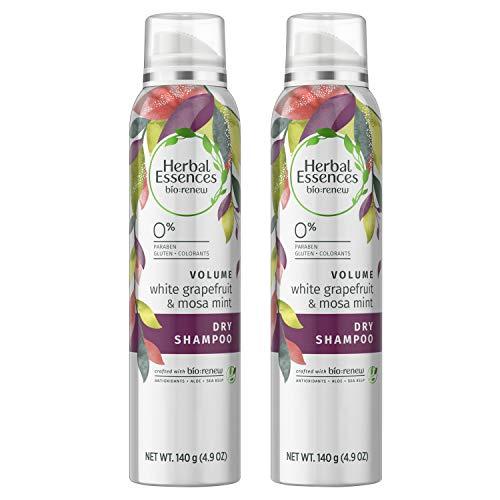 Herbal Essences - Dry Shampoo, BioRenew White Grapefruit & Mosa Mint
