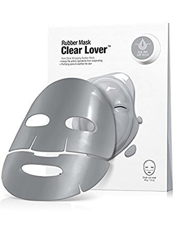 Dr. Jart - Dr. Jart Dermask Rubber Mask 1.5oz 1pcs (Clear Lover)