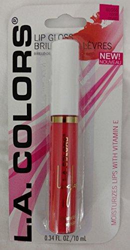 L.A. COLORS - L.A. Colors Coral Crush Lip Gloss BLG66