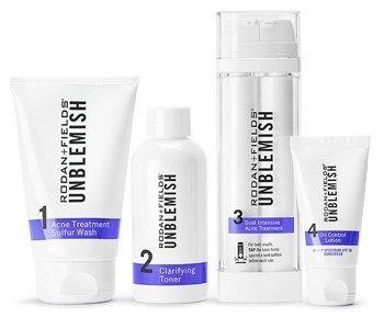 Rodan + Fields - Rodan and Fields Unblemish Regimen for Acne and Post Acne Marks, Kit