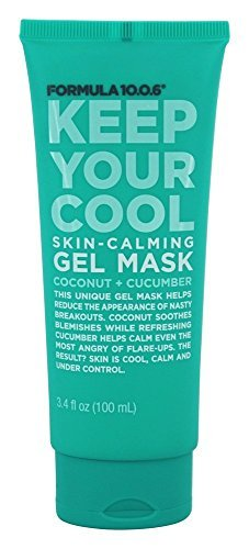 null - Formula 10.0.6 - Keep your Cool Skin-Calming Gel Mask - 3.4 oz.