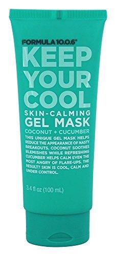 null - Formula 10.0.6 - Keep your Cool Skin-Calming Gel Mask - 3.4 oz.